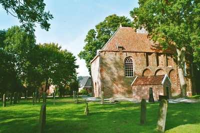 lijkenhuisje Kloosterkerk
