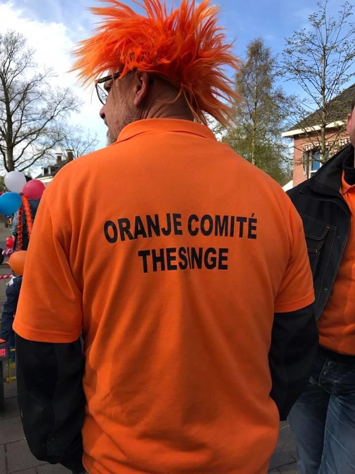 Voorzitter OC Thesinge